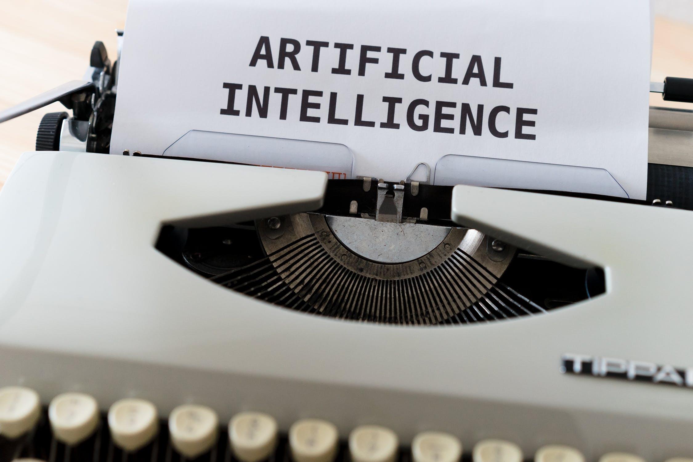 artificial intelligence en online marketing